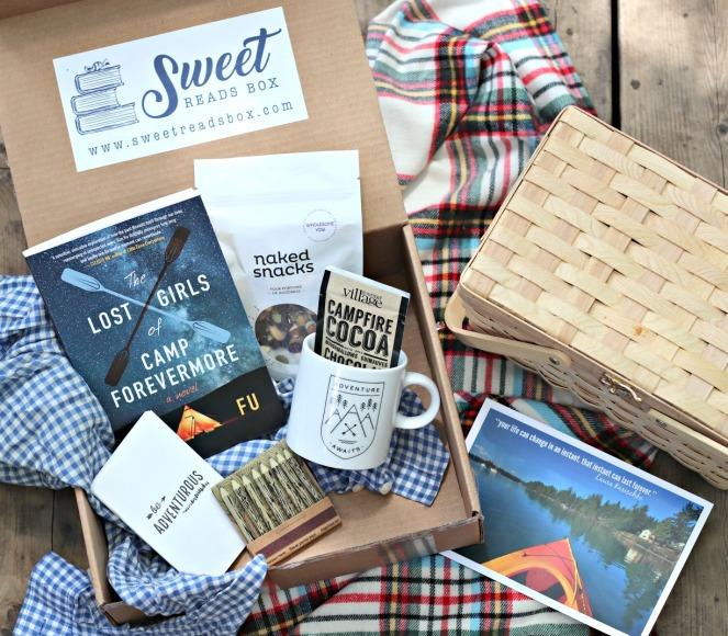 Sweet Reads Box June 2018 feature image