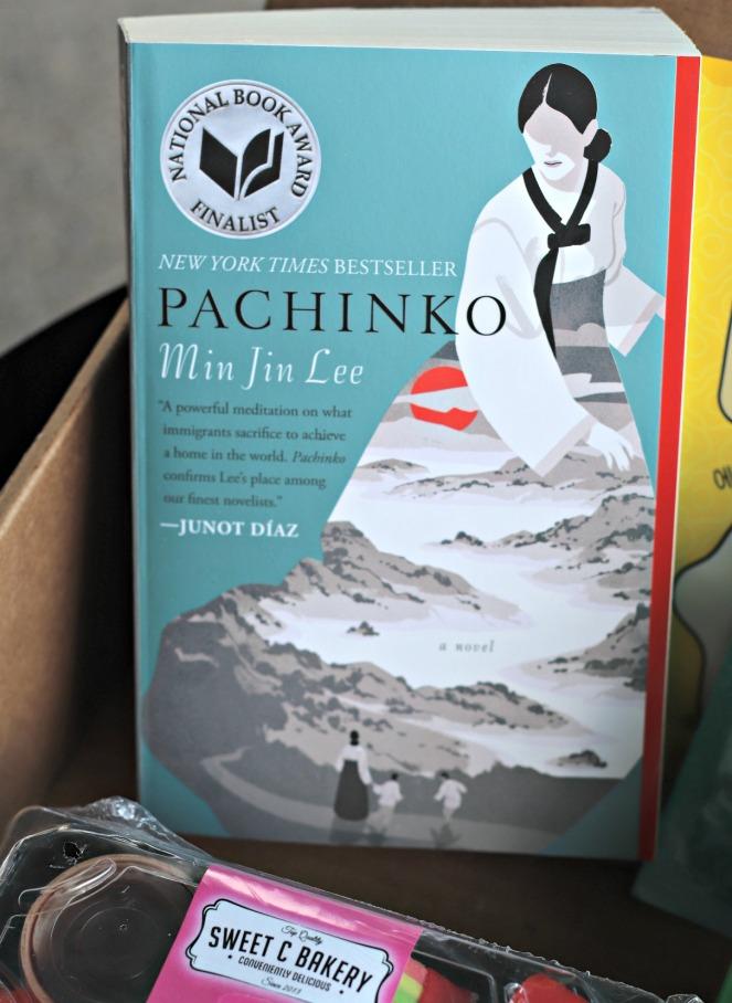 Sweet Reads Box July 2018 Pachinko