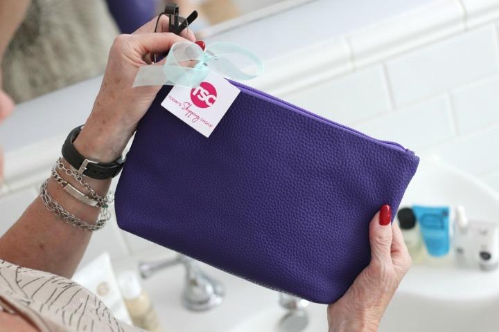 TSC July Beauty Tote cosmetic bag