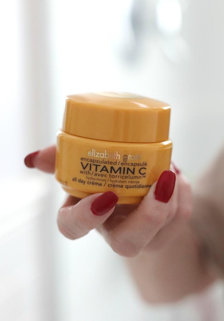 TSC July Beauty Tote Elizabeth Grant Encapsulated Vitamin C