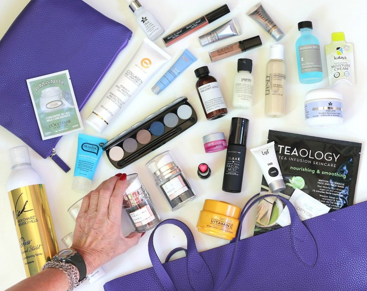 She likes long, romantic walks down the beauty aisle: Update your skincare and makeup for summer with TSC + Agiveaway!