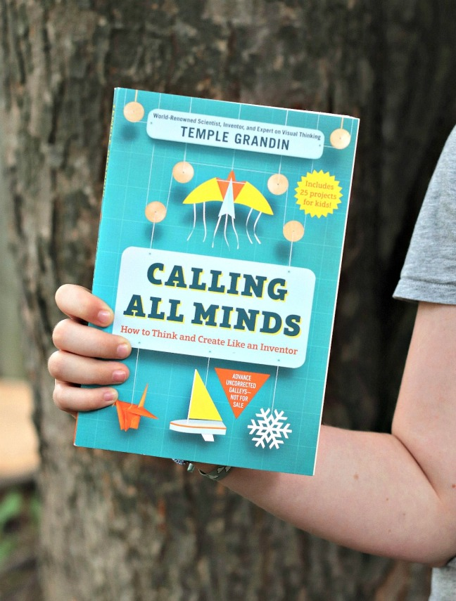 Calling All Minds by Temple Grandin ARC