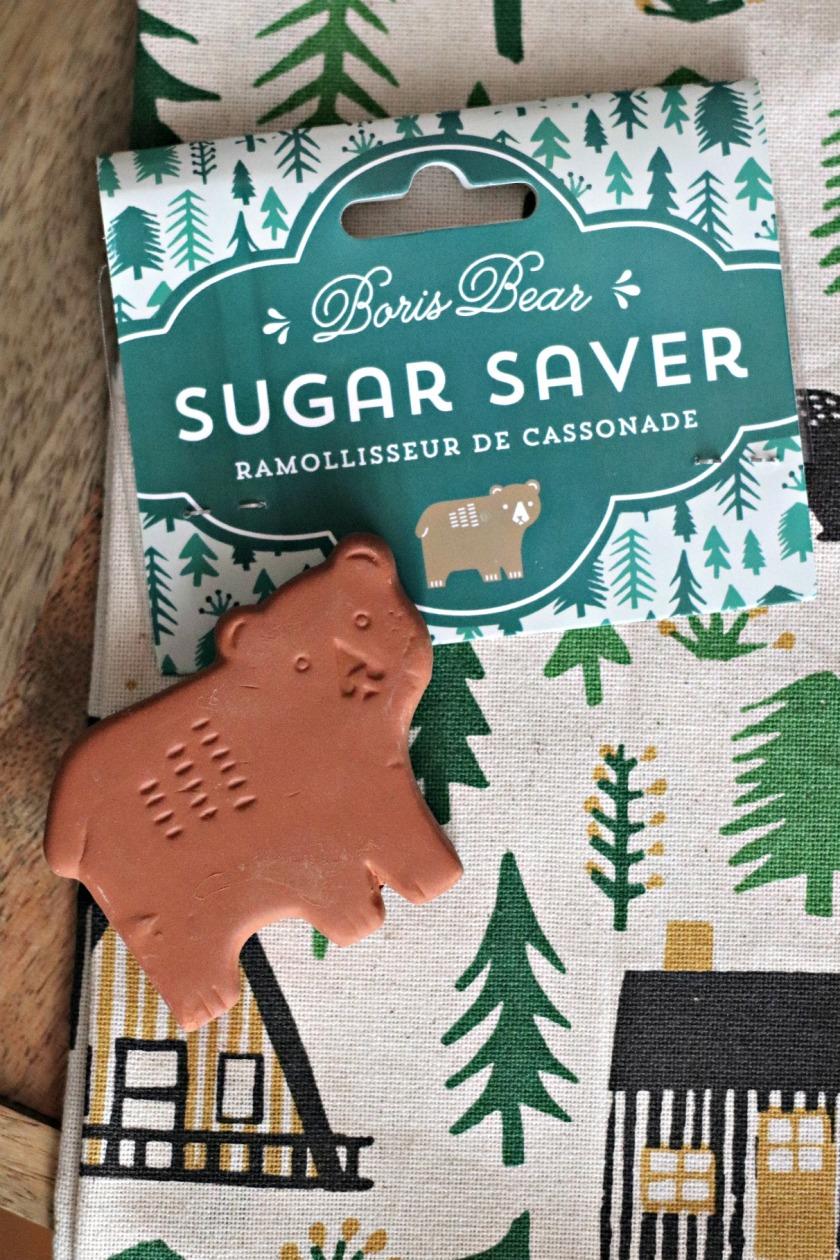 Sweet Reads Box August 2018 Boris Bear Sugar Saver