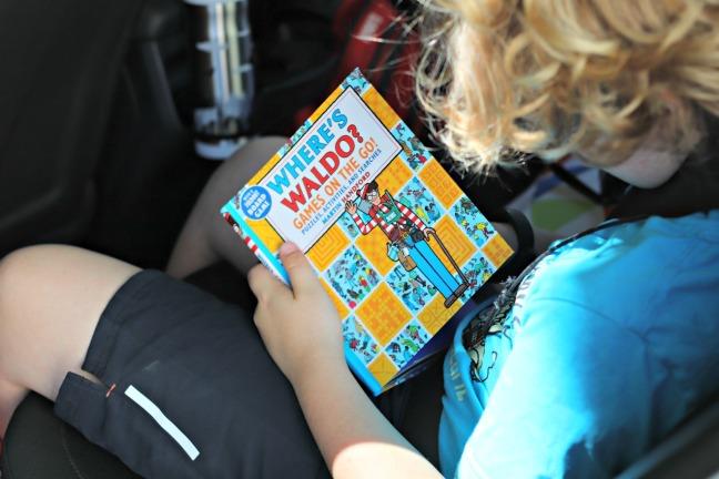 Where's Waldo Games on the Go