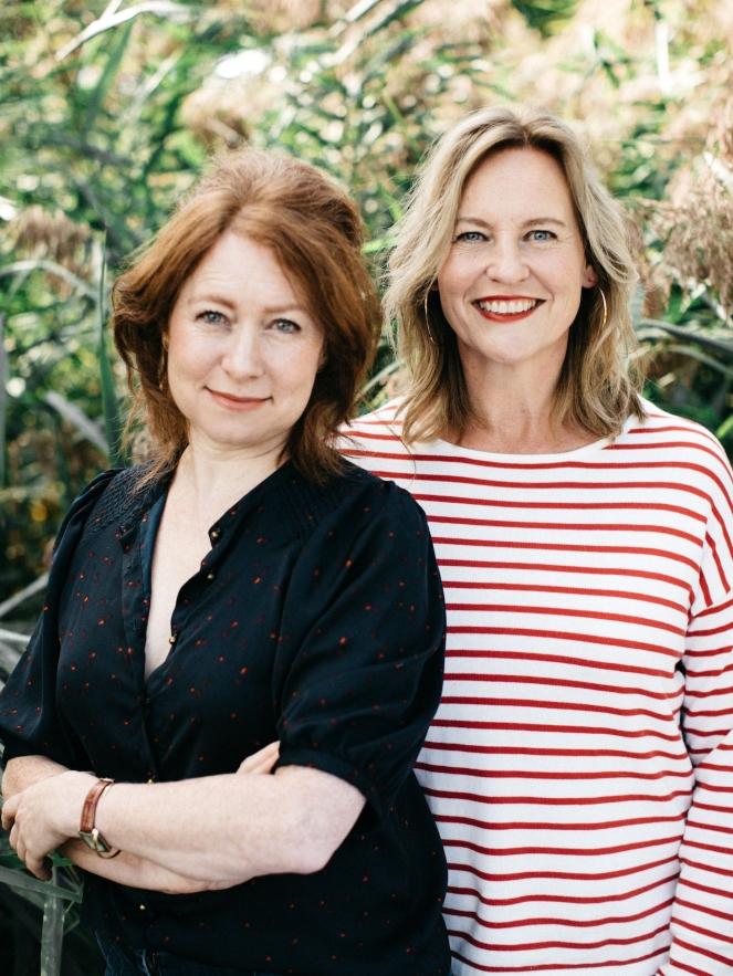 Irene and Astrid (credit Danique van Kesteren)
