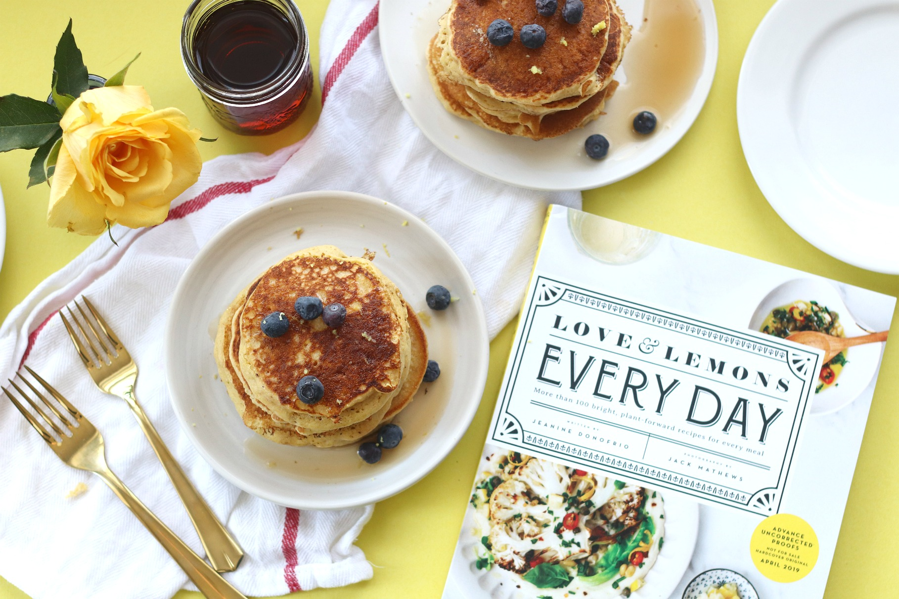 love-lemons-every-day-lemon-cornmeal-pancakes