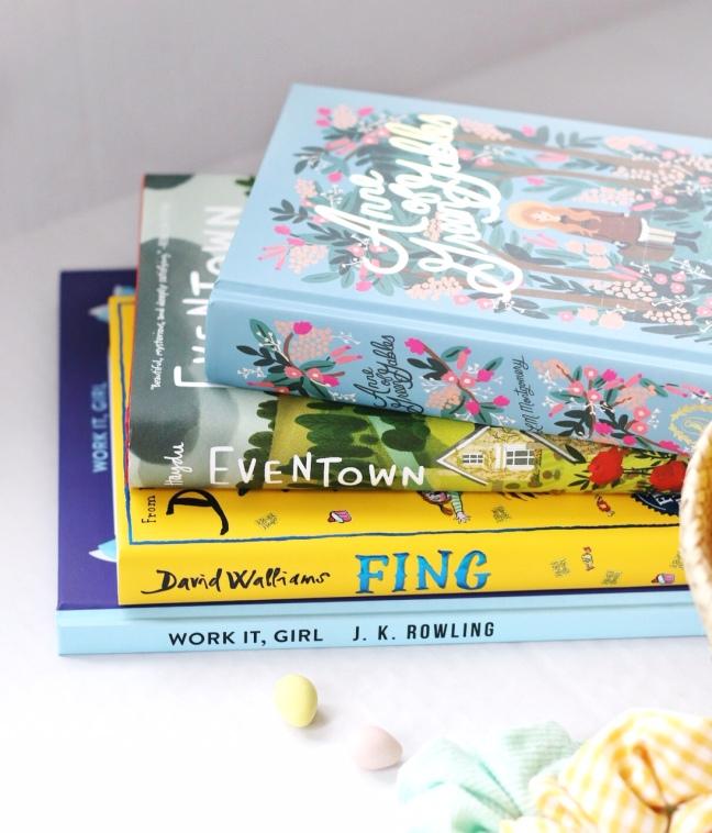 Easter basket tween book ideas brighter