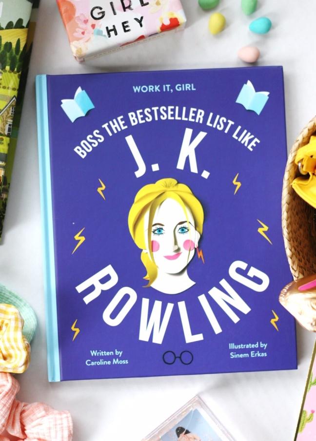 Easter basket tween Boss The Bestseller List Like J. K. Rowling brighter