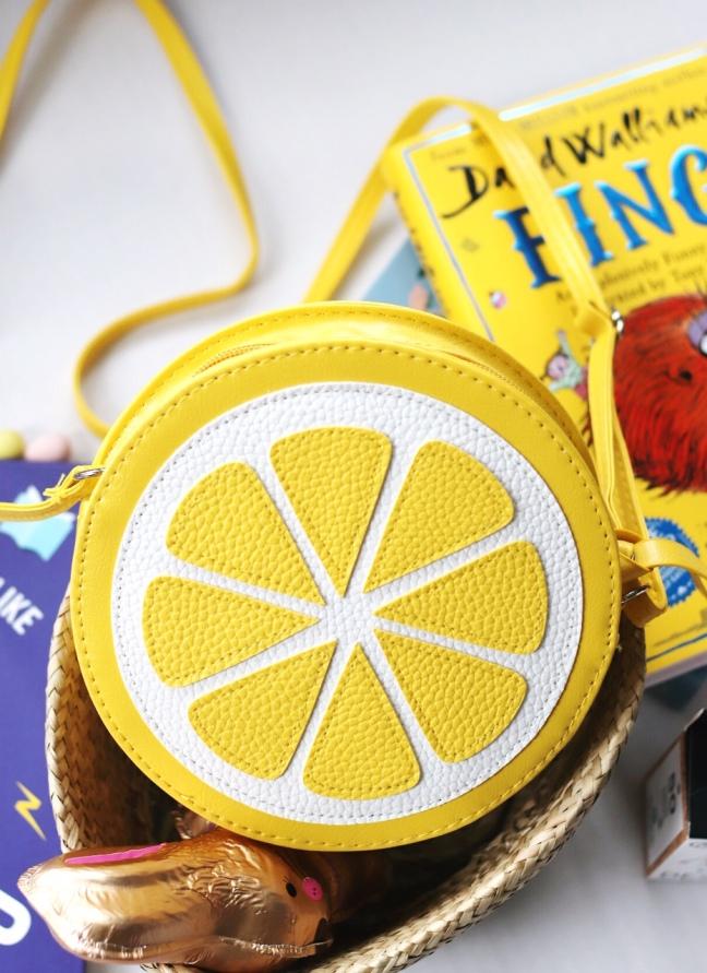 Easter basket tween lemon purse brighterjpg