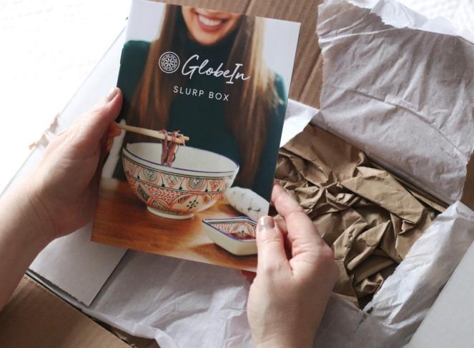 GlobeIn Slurp Box brochure