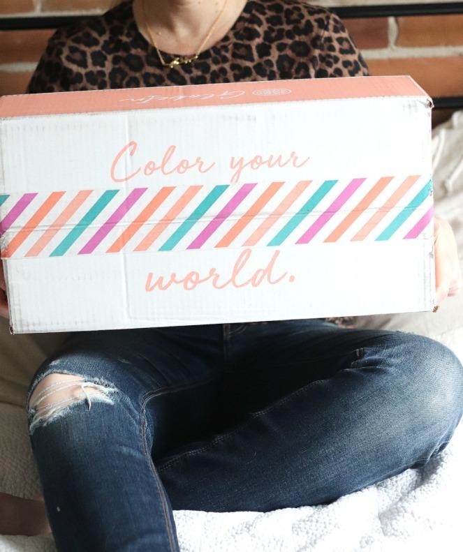 GlobeIn Slurp Box Color Your World