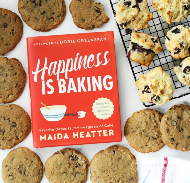 Happiness is Baking cover try small things