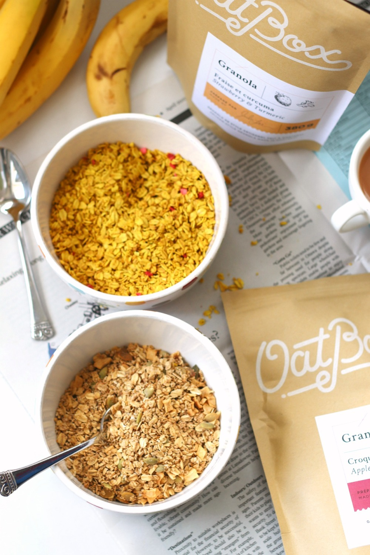 OatBox April 2019 both granola blends