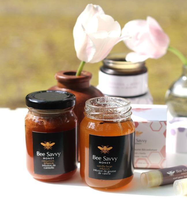 Bee Savvy Honey