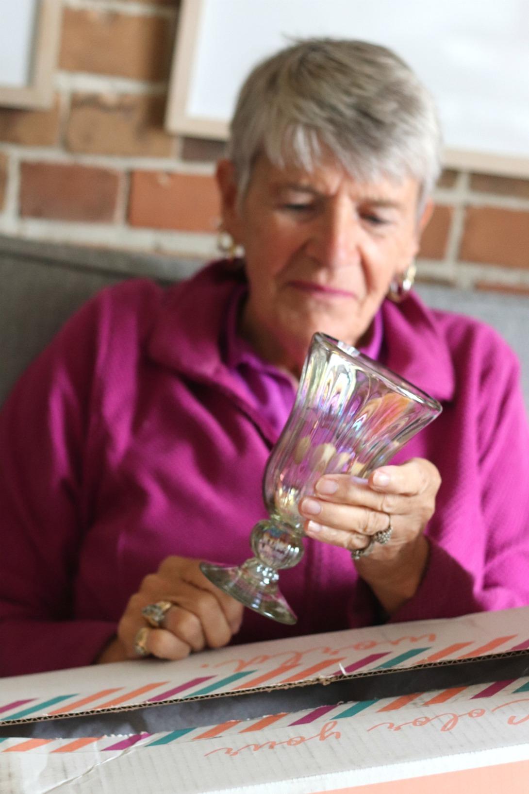 GlobeIn May sundae glass