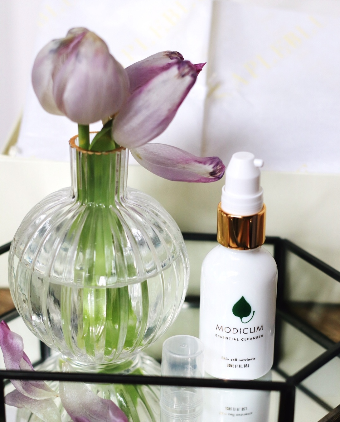 Mapleblume May Modicum essential cleanser