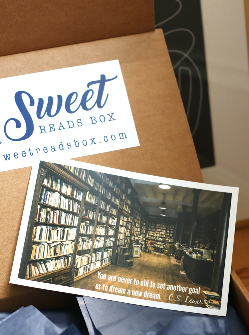 Sweet Reads Box Book Lovers Box Guide to Contents