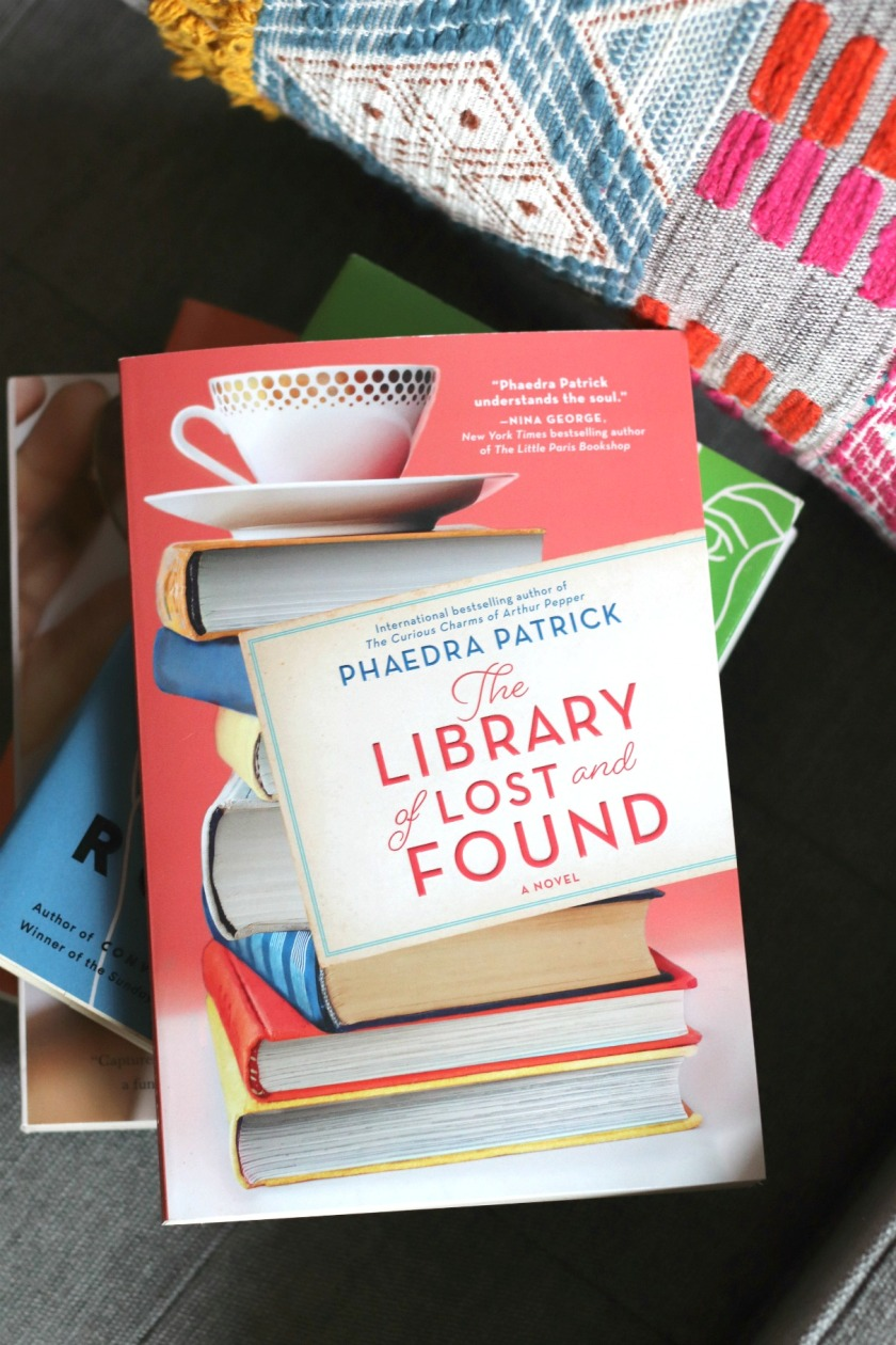 The Library of Lost and Found by Phaedra Patrick