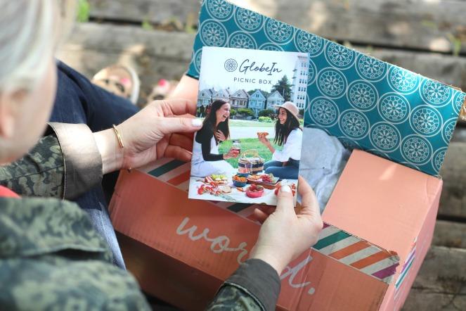 GlobeIn Picnic Box brochure