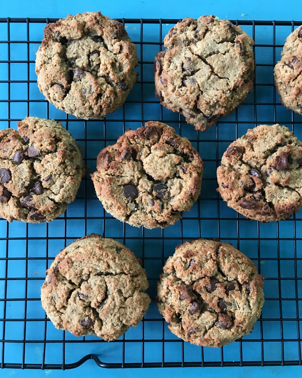 Cali'flour Kitchen Nana's Chocolate Chip Cookies try small things