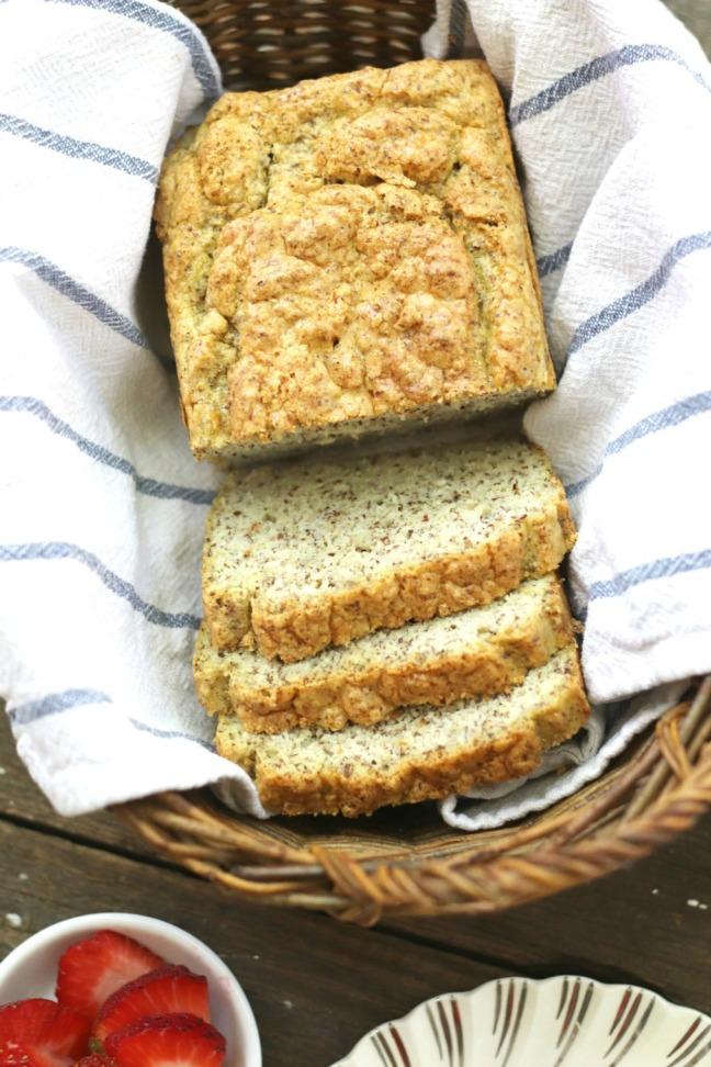 Cauli'flour Kitchen the new white bread try small things