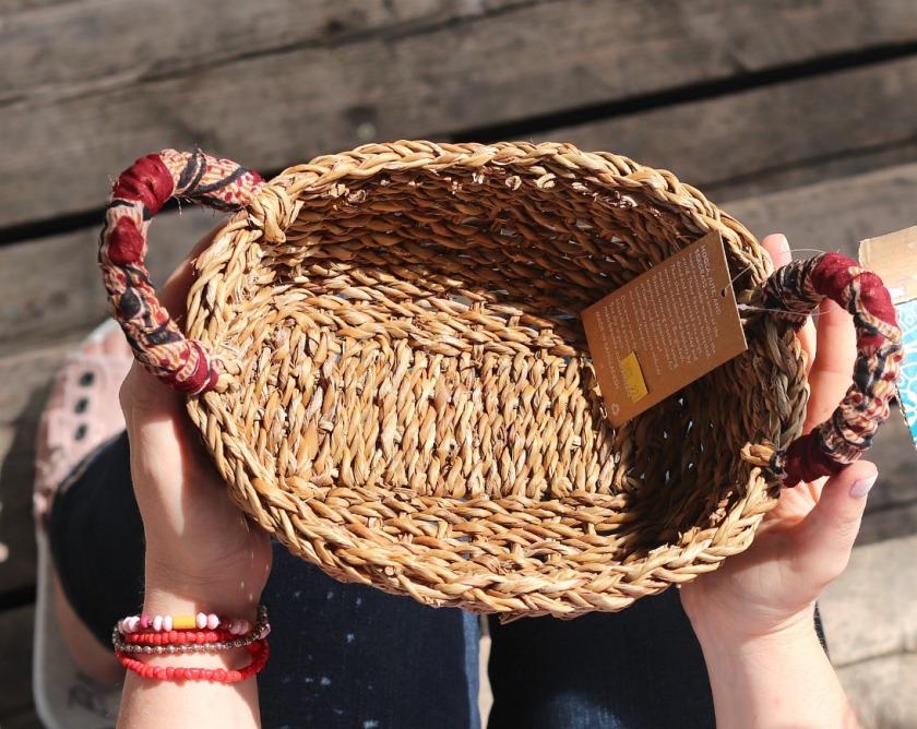GlobeIn July 2019 Chindi Bread Basket
