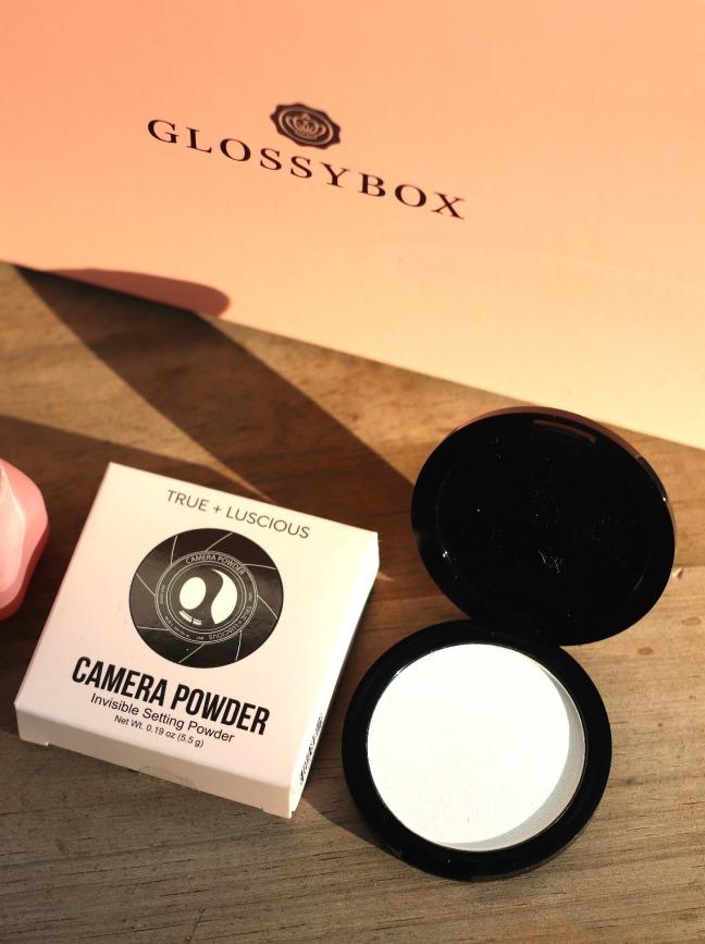 Glossybox July 2019 True & Luscious Camera Powder