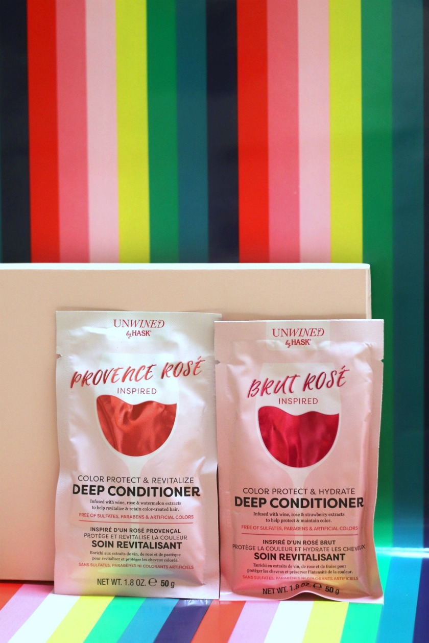 Glossybox June 19 Unwined by Hask deep conditioner final