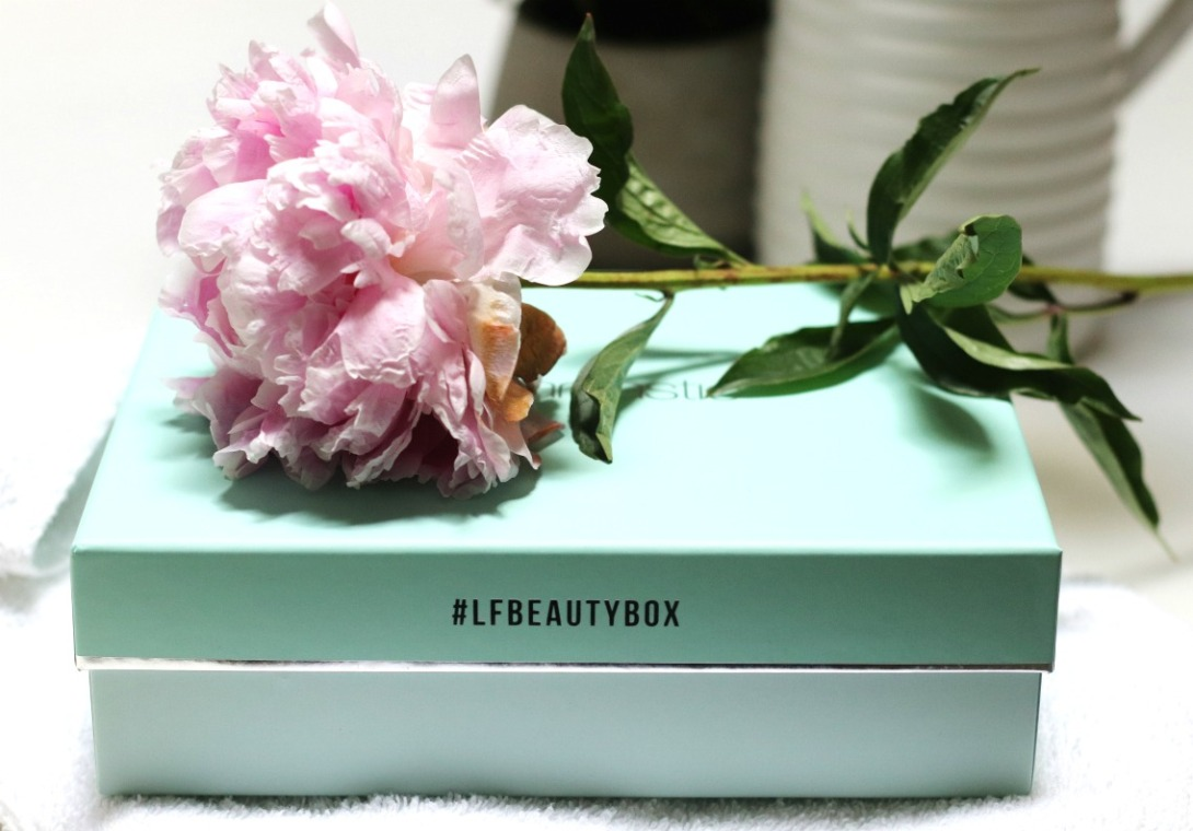 #lfbeautybox lookfantastic beauty box July 2019