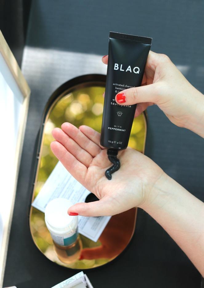 Love Aiki July 2019 BLAQ Whitening Toothpaste