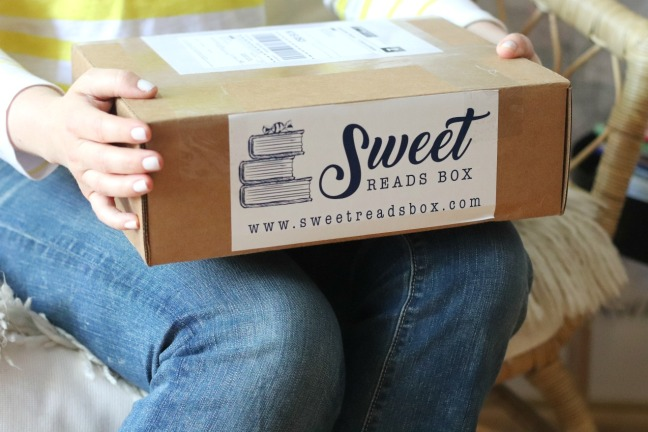 Sweet Reads Box July 2019