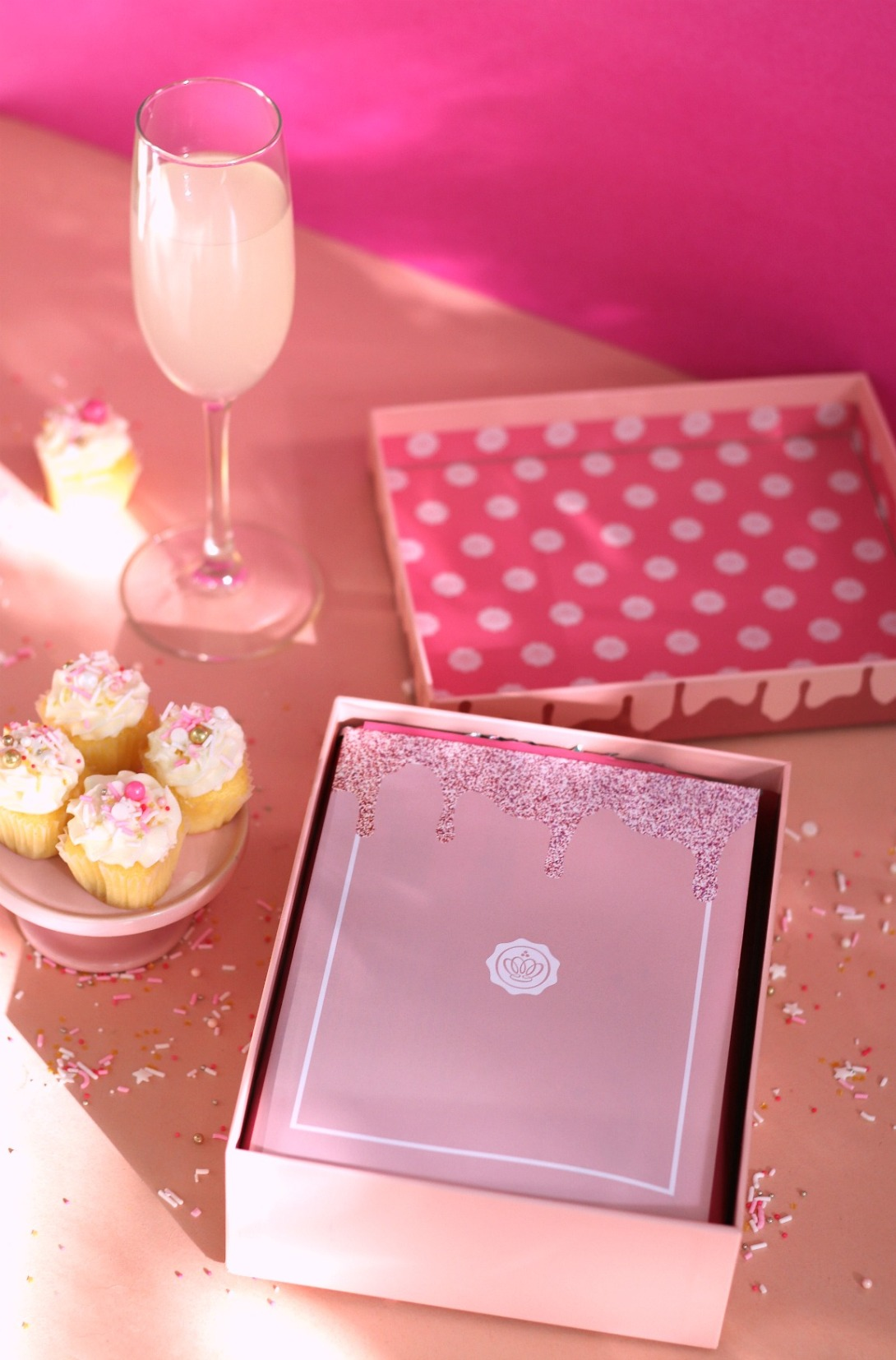 Glossybox The Birthday Box Aug 2019 the guide