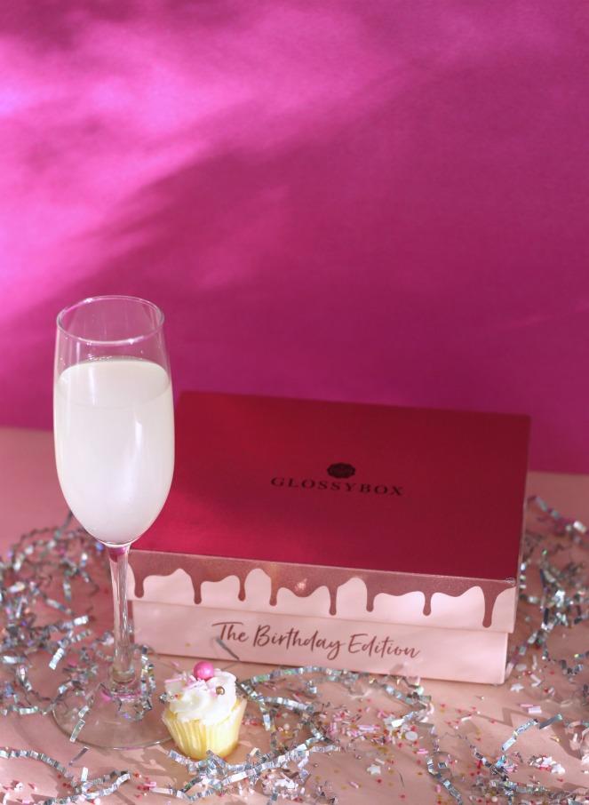 Glossybox The Birthday Edition Aug 2019