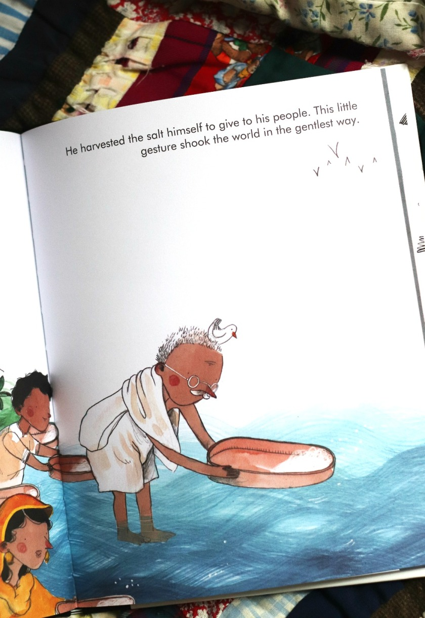Little People, BIG DREAMS Gandi 2