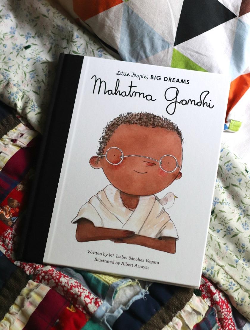 Little People, BIG DREAMS Gandi cover