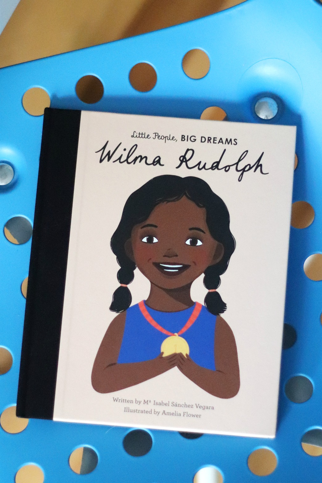 Little People, BIG DREAMS Wilma Rudolph cover