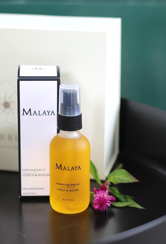 Mapleblume Aug 2019 Malaya Moisturizing Body Oil