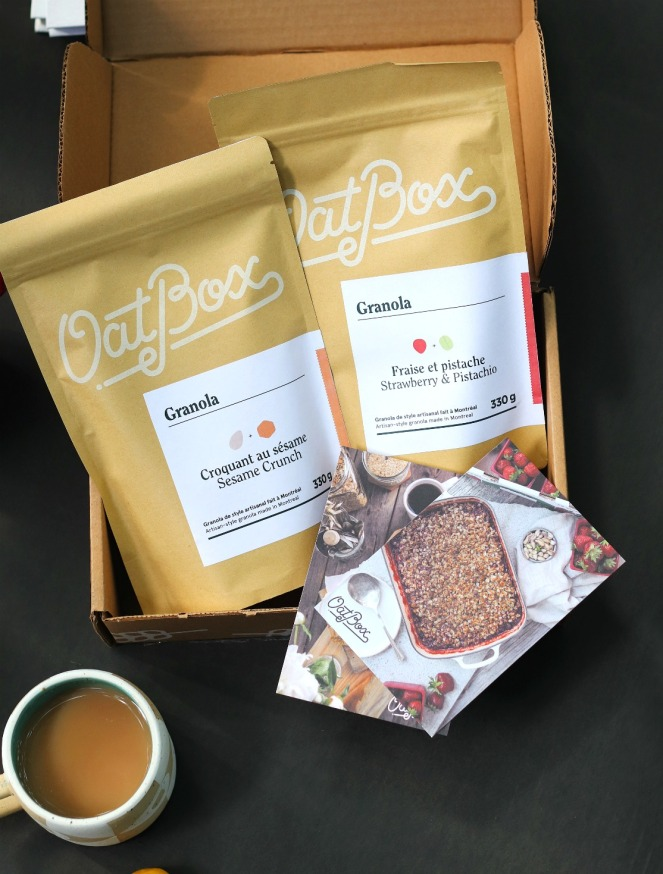 OatBox August 2019 inside the box 2
