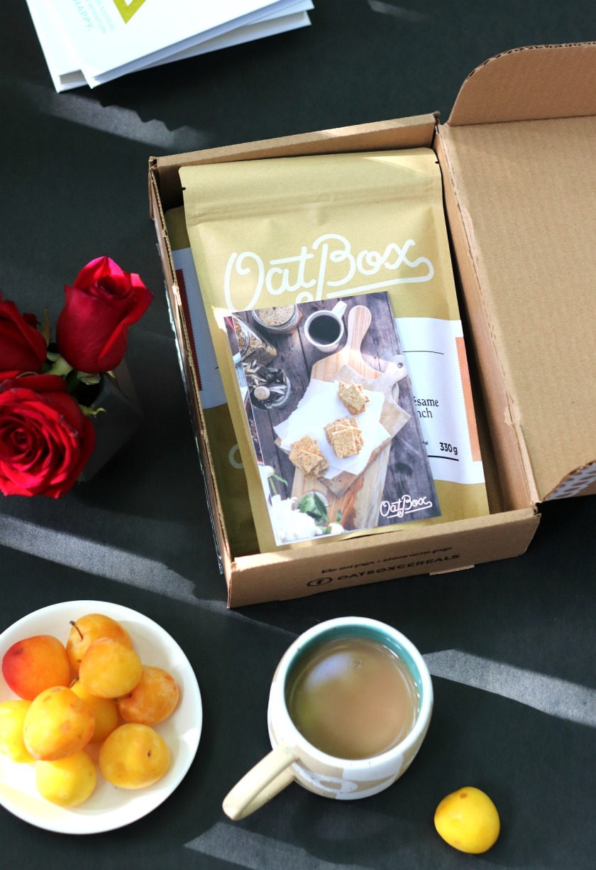 OatBox August 2019 inside the box