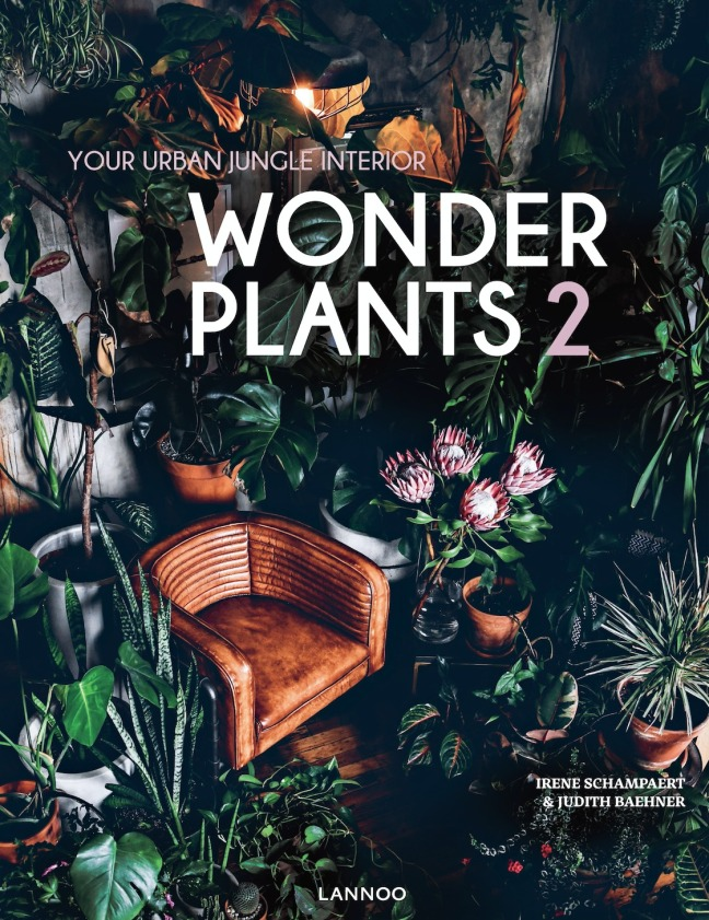 Wonder Plants 2 official cover