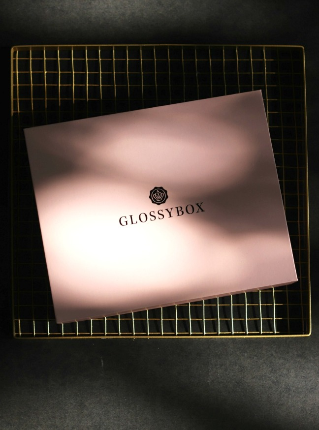 GLOSSYBOX Sept the box