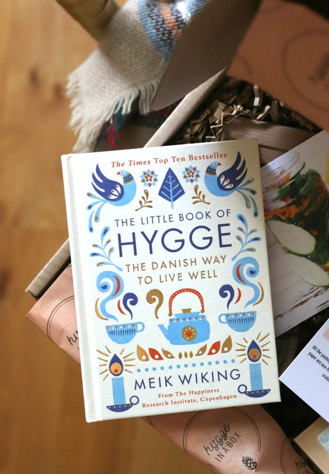 hygge in a box The Little Book of Hygge brighter
