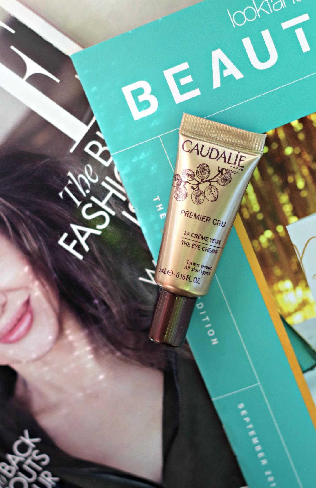 lookfantastic September 2019 Caudalie Premier Cru eye cream