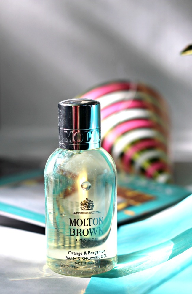 lookfantastic September 2019 Molton Brown Orange & Bergamot Shower Gel