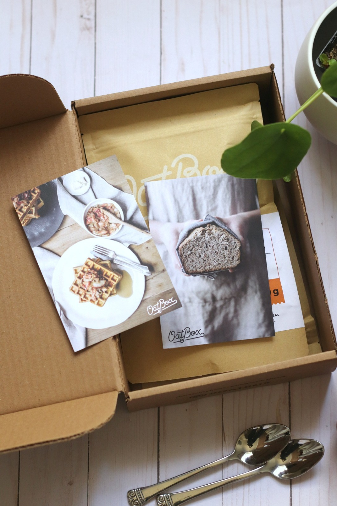 OatBox October 2019 recipe cards tst
