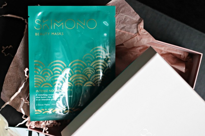 Lookfantastic November 2019 Skimono Beauty Mask