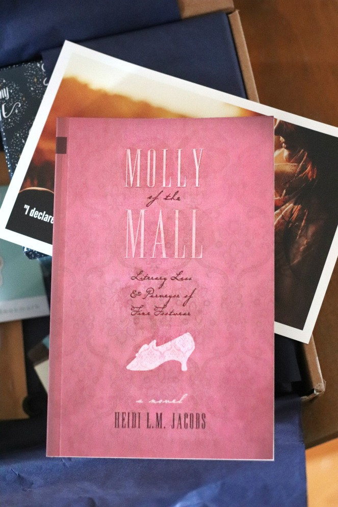 Sweet Reads Box Second Book Lovers Edition Molly of the Mall