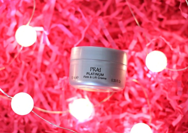 Lookfantastic December 2019 Prai Platinum firm and lift creme