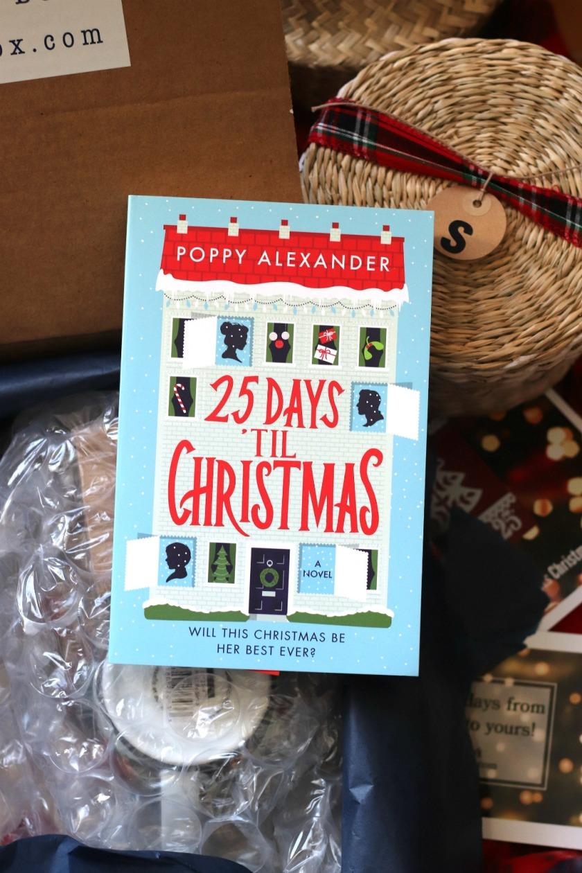 Sweet Reads Box Christmas Box 2019 25 Days Til Christmas Poppy Alexander