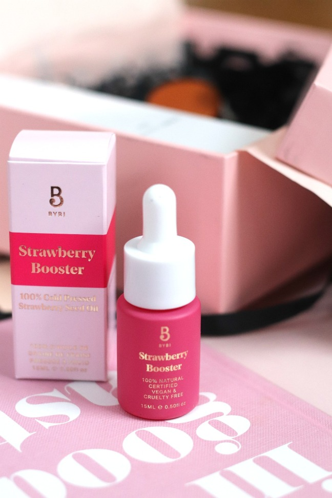 Glossybox January 2020 Strawberry Booster